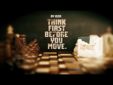 IBE 2014 | Think first before you move by Igor