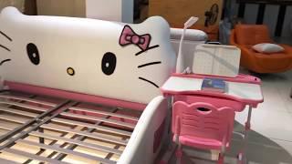 Giường Trẻ Em - Hellokity-  GOBY