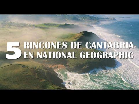Qué ver en Cantabria | 5 rincones de CANTABRIA en NATIONAL GEOGRAPHIC | EL MUNDO DE JALED