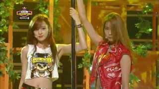 (4.72 MB) After School - Frist Love, 애프터스쿨 - 첫사랑,  Show Champion 20130620 Mp3