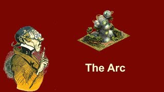 FoEhints: The Arc - Great Building in Forge of Empires