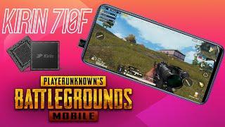 PUBG Mobile với Huawei Y9 Prime 2019 Kirin 710F  ỔN KHÔNG ?