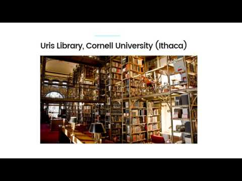 The best university libraries in the world