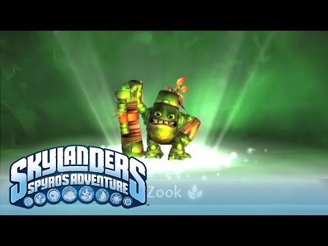 Meet the Skylanders: Zook (extended)