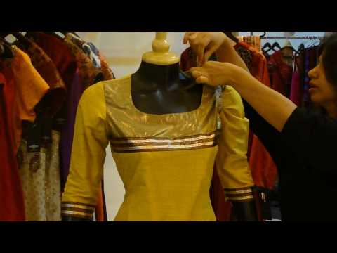 How to take body measurements — by Inspira, a boutique in Bangalore. . MP4