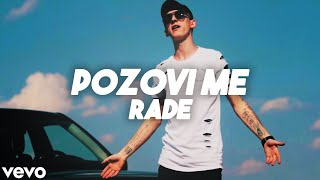RADE - POZOVI ME (OFFICIAL VIDEO)