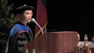 Spring 2016 Commencement Address, Bella Goren