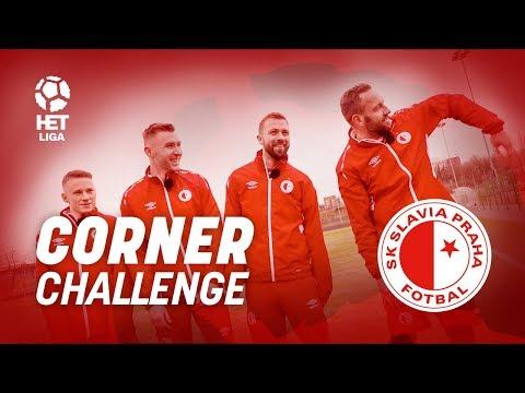 Corner Challenge na Slavii