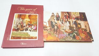 Unboxing TWICE The Year Of Yes 3rd Special Album 트와이스 앨범 언박싱/ 후기
