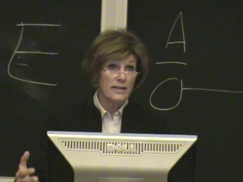 Open Classroom- 2/18/09-#1-Cathy Minehan-