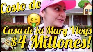 Cuanto cuesta la Casa de MaryVlogs 💵😱🏡🤑/ MILLONES!🤑 / SamVlogs