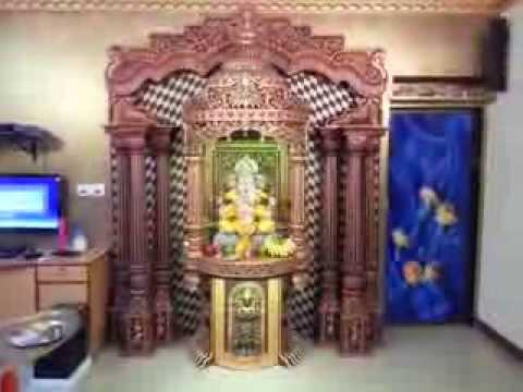 Ganpati Decoration - Ramchandra Mhatre (2013) - YouTube