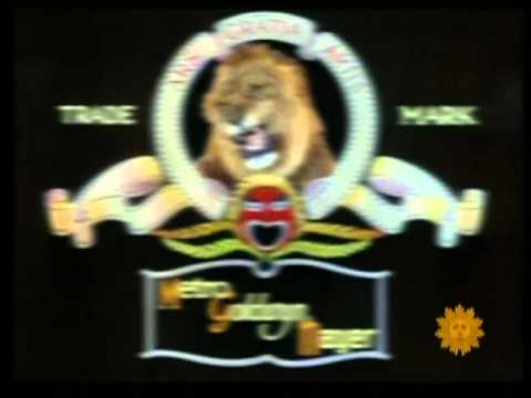 MGM LEO THE LION LOGO