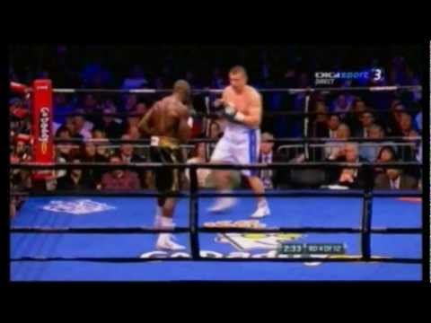 Tomasz Adamek vs Steve Cunningham II WALKA Fight 4 Round 22-12-2012 Boxing