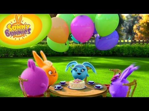 Cartoons for Children | Sunny Bunnies 110 - Birthday (HD - Full Episode)