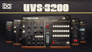 UVS-3200 |Trailer