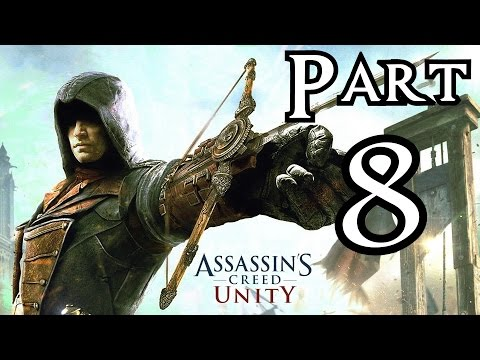 ► Assassin's Creed : Unity | #8 | Špatný cíl | CZ Lets Play / Gameplay [1080p] [PC]
