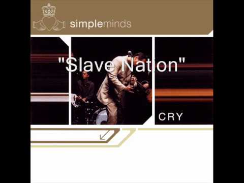 Simple Minds - Slave Nation