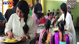 Bigg Boss 2 Contestant Bhanu Spent A Day With Orphan Childrens