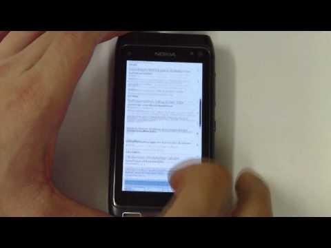 Nokia N8 - Selain