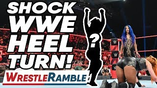 SHOCK WWE Heel Turn! WWE Raw Sept. 2, 2019 Review | WrestleTalk's WrestleRamble