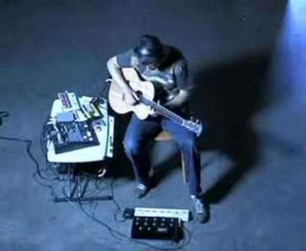 My Looping Performance-David Young