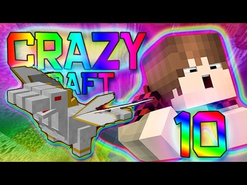 Minecraft: KIDNAPPING THE PRINCE! Crazy Craft 2.0 Modded Survival w/Mitch! Ep. 10 (Crazy Mods)