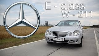 Тест драйв Mercedes-Benz E280 (w211) 4MATIC/ Drive Time