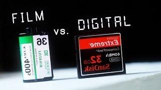 FILM vs. DIGITAL  | SHANKS FX | PBS Digital Studios