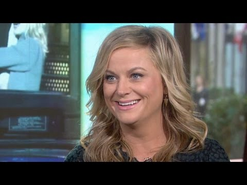 Amy Poehler Interview: On SNL You Fake It 'Till You Make It | TODAY