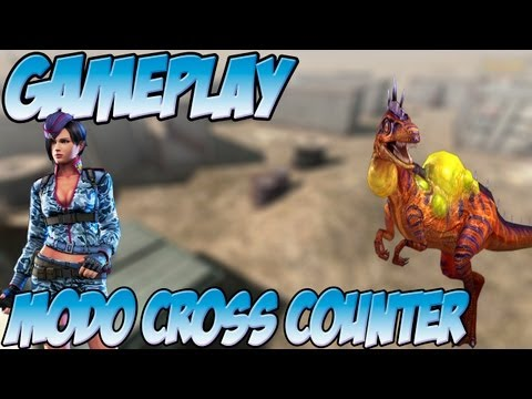 Point Blank Gameplay Modo Cross Counter Dino Reinforced