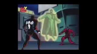 Spiderman the Animated Series - Venom and Carnage [Part2]