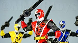Ninninger 5 inch Action Heroes Power Rangers 5 inc
