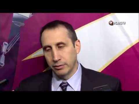 Video  Postgame  : Coach Blatt   Feb  24   Cleveland Cavaliers Vs Detroit Pistons