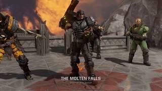 Quake Champions - Team Deathmatch - Ranger