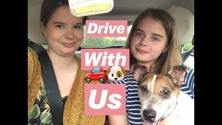 Drive With Me  - ft Ted the Dog | LaurLou