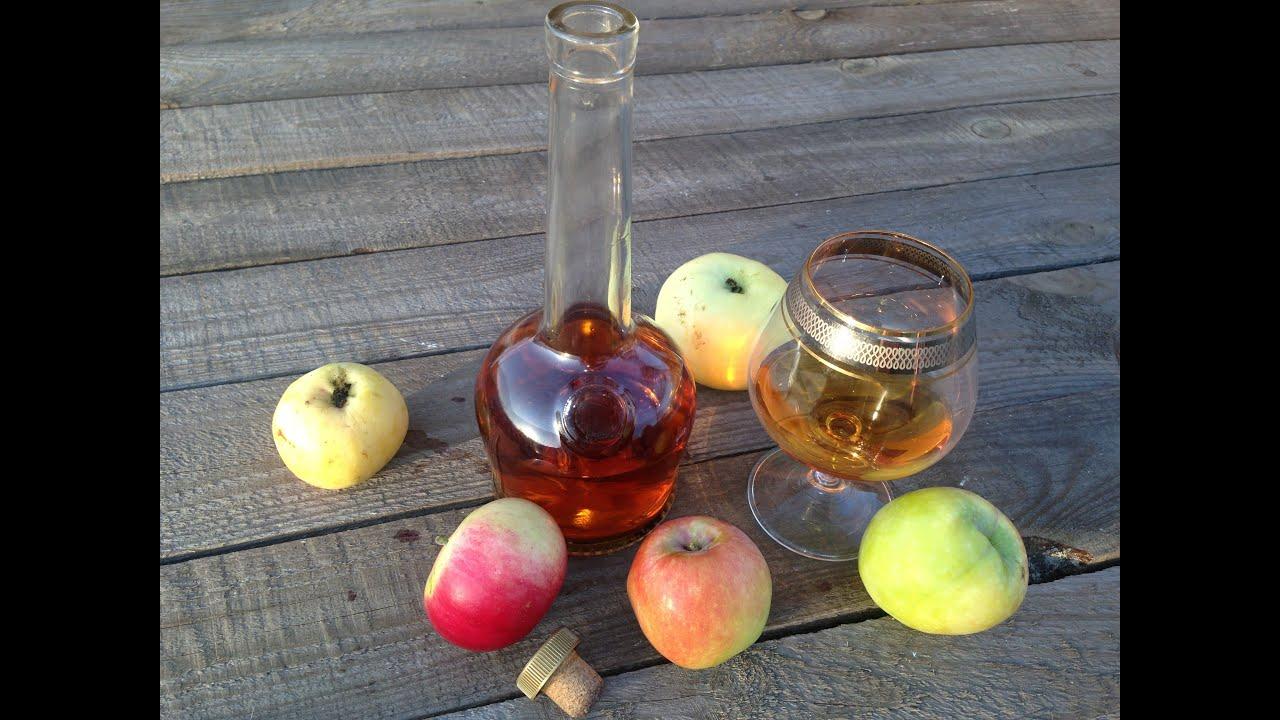 Как сделать брагу из яблок в домашних условиях простой рецепт