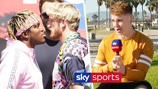Joe Weller's open & honest breakdown of KSI vs Logan Paul | Toe 2 Toe