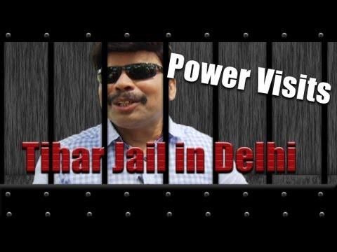 Power Star Pics Power Star Visit Delhi Tihar