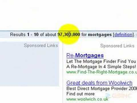 Search Engine Optimization SEO Tutorial - Google allinanchor