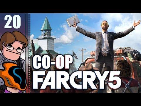 Let's Play Far Cry 5 Co-op Part 20 - Peak Hypocrisy