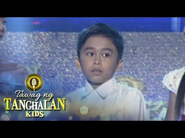 Tawag ng Tanghalan Kids: Mackie Empierto advances to the grand finals!