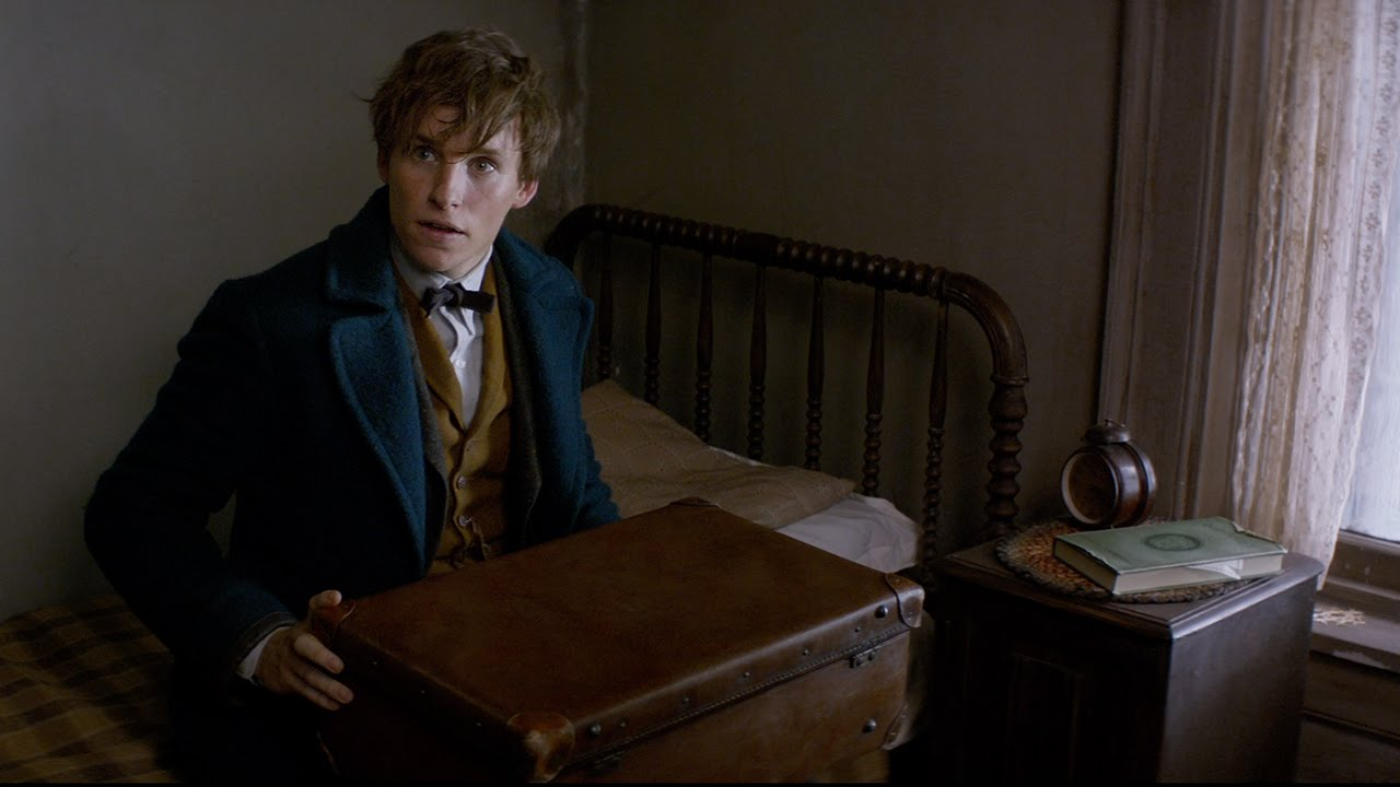 JK Rowling Has Some Fantastic Beasts For You