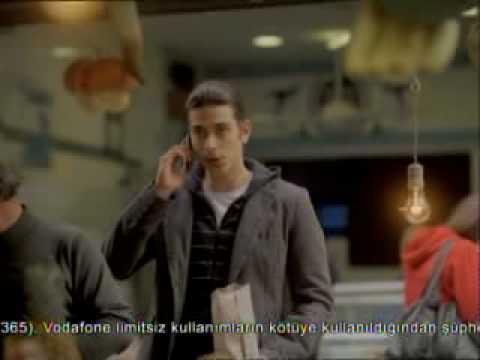 Vodafone Cep Limitsiz