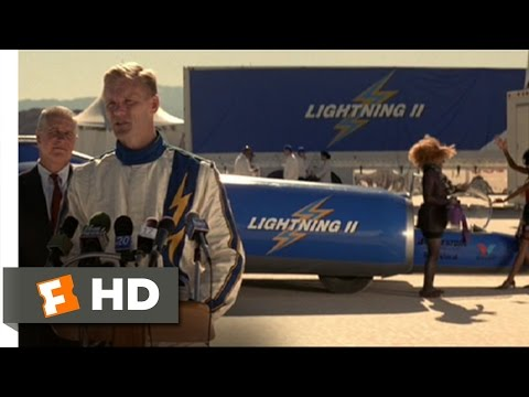 Rat Race (9/9) Movie CLIP - Lightning II: The Landspeeder (2001) HD