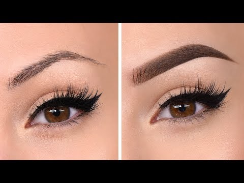 PERFECT EYEBROWS TUTORIAL   Everything You Need To Know