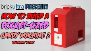 How to Build a MiNi Lego Candy Machine 2