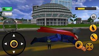 ► Grand Ant Flying Hero City Battle | Antman vs Thor Spiderman Hulk deadpool Battle Android Gameplay