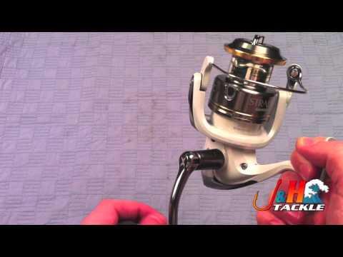 Shimano Stradic ST6000FJ Spinning Reel - J&H Tackle