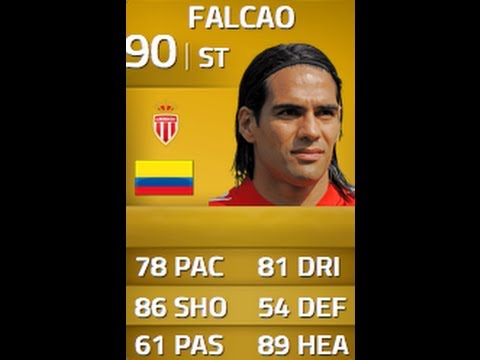 FIFA 14   FALCAO 90 In-Depth Player Review w/ Gameplay!